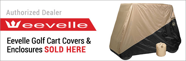 Eevelle National Golf Cart Covers and Enclosures