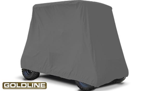 UNIVERSAL 2 PENGER Goldline 4x4 Tall Golf Cart Covers on