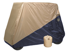 GREENLINE 2 PASSENGER Greenline Two Tone Golf Cart Storage Covers