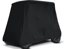 UNIVERSAL 2 & 4 PASSENGER Goldline 4x4 Tall Golf Cart Covers