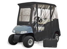 GREENLINE 2 PASSENGER EZ-GO Custom Golf Cart Enclosure