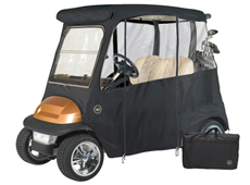GREENLINE 2 PASSENGER Club Car Precedent Custom Golf Cart Enclosure