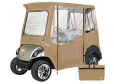 YAMAHA 2 PASSENGER Yamaha Drive Custom Golf Cart Enclosure
