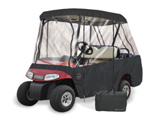 GREENLINE 4 PASSENGER 2 Passenger Roof / 4 Passenger Seating Golf Cart Enclosure
