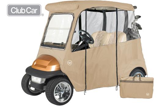 Club Car Precedent Golf Cart Enclosures