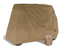 YAMAHA 2 PASSENGER Yamaha Drive Golf Cart Storage Covers