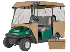 GREENLINE 4 PASSENGER Universal - Fits all Golf Cart Enclosure / Great for rentals