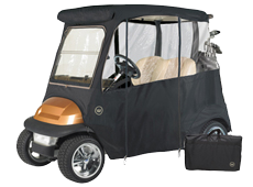 GREENLINE 2 PASSENGER Club Car Precedent Golf Cart Enclosure