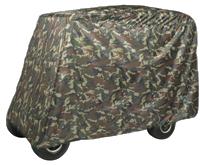 UNIVERSAL 2 & 4 PASSENGER Greenline Camo Golf Cart Covers