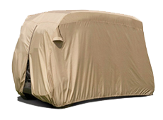 SUNBRELLA 2 & 4 PASSENGER Best Golf Cart Covers