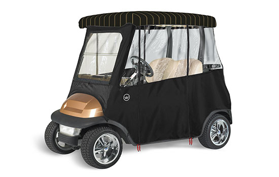 Sunbrella Golf Cart Enclosures on