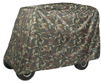 Greenline Camo Golf Cart Covers