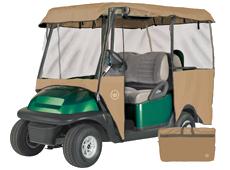 4 Passenger Universal Heavy Duty Golf Cart Enclosure