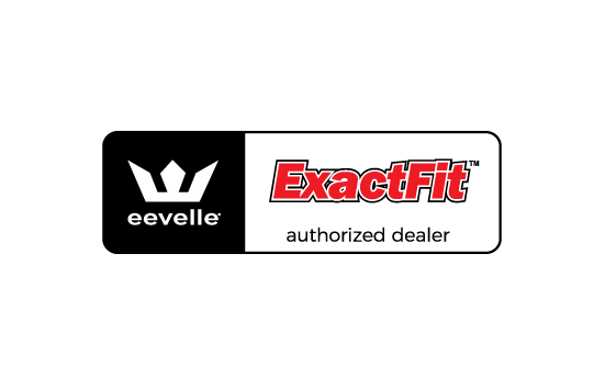 Authorized Dealer of Exactfit Golf Cart Enclosures.