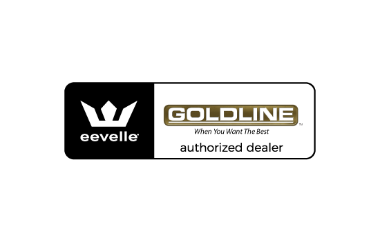 Authorized Dealer of Goldline Golf Cart Covers.