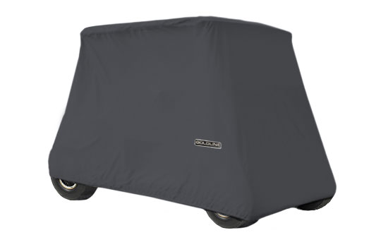 Goldline_Golf_Cart_Cover_4pass_charcoal