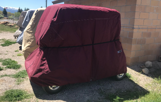 Choosing The Perfect Golf Cart Cover | National Golf Cart Covers
